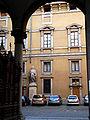 DSC02957 - Milano - Piazza Fontana - Palazzo dell'Arcivescovado - Foto di Giovanni Dall'Orto - 29-1-2007.jpg