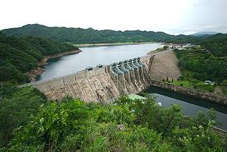 Geum River - The Geum River
