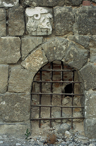 Citadel of Damascus - Image: Damascus(js) 10