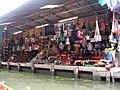 Damneon Saduak-Floating market - Plovoucí trh Damneon Saduak - panoramio - Thajsko (3).jpg