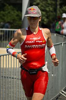 Daniela Ryf Swiss triathlete