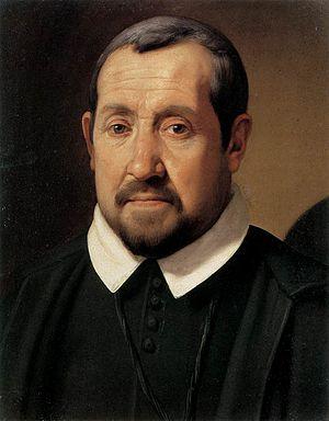 Daniele Crespi - Portrait of Antonio Olgiati