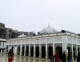 Fariduddin Ganjshakar - The Shrine of Baba Farid is one of Pakistan's most important Sufi shrines.