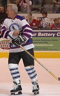 Darryl Sittler Canadian ice hockey player