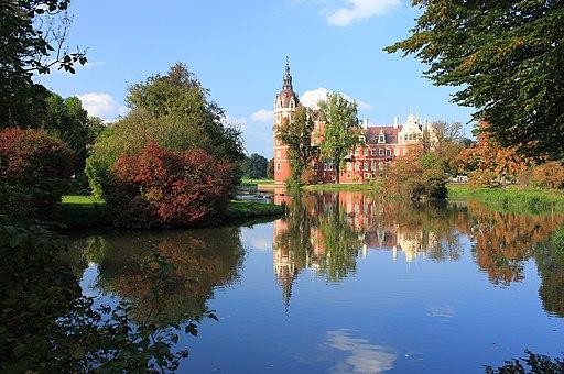 Das Neue Schloss im Fürst-Pückler-Park. IMG 9436WI
