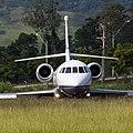 Dassualt Falcon 2000 N955SL (8475999277).jpg