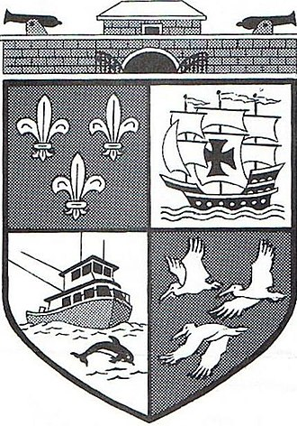 Dauphin Island, Alabama - The Dauphin Island Crest