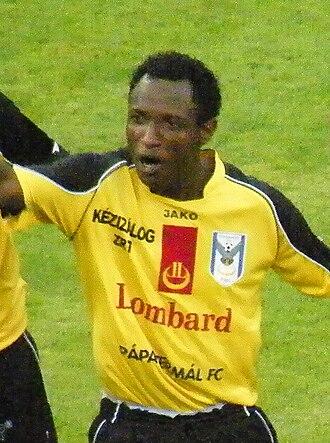 David Solomon Abwo - Image: David Abwo