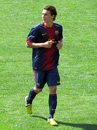 David Babunski in Juvenil A.jpg