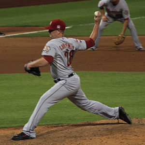 David Carpenter (baseball, born 1985) - Carpenter pitching for the Houston Astros in 2012
