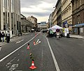Day without cars (car-free day) in Karlín, Prague.jpg