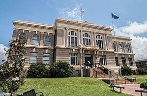 DeSoto Parish, Louisiana - Image: De Soto Parish Courthouse (1 of 1)