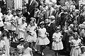 De jaarlijkse St Jans Processie in Laren begonnen, overzichten, Bestanddeelnr 916-5724.jpg