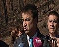Declaraciones del consejero de Agricultura y Medio Ambiente. Inversión en zona afectada por el incendio de Yeste (37672841904).jpg