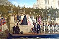 Dell'Acqua Arrival of Empress Elisabeth in Miramare.jpg
