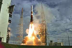Delta IV Medium+ (4,2) leaves LC 37B with GOES-N.jpg