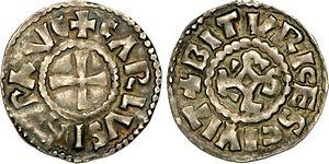 Charles the Simple - Denier of Charles III
