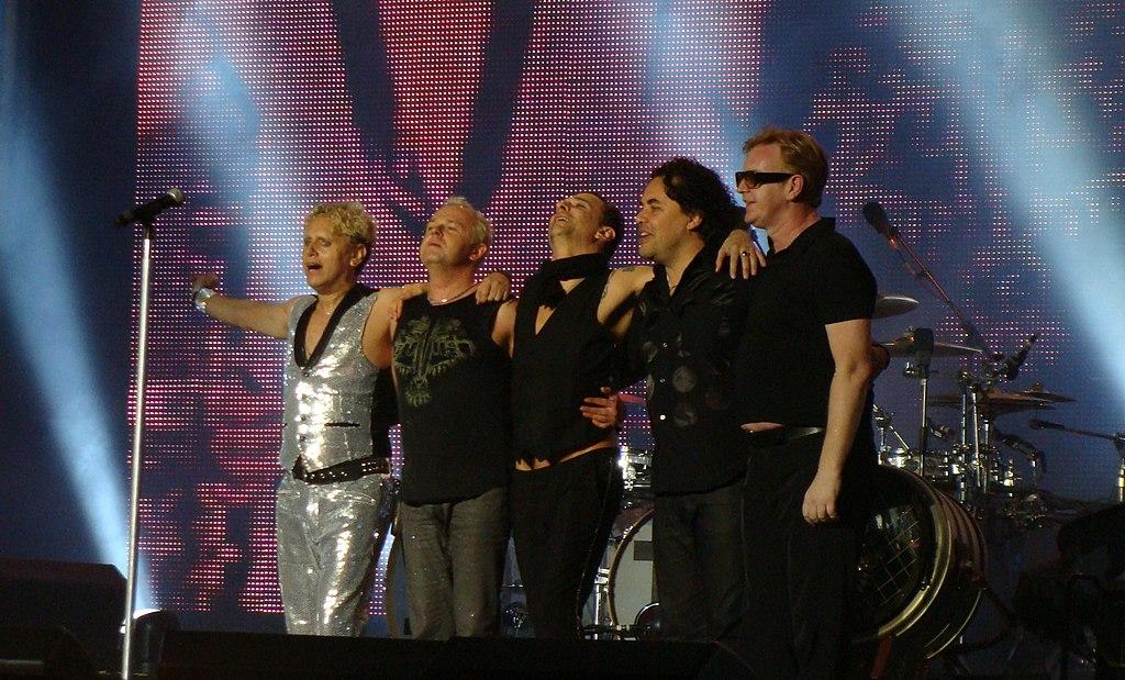 Depeche Mode Concert Dates Tour Sounds Of The Universe
