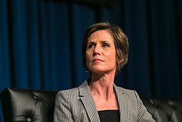 Deputy Attorney General Sally Yates was on hand to address the audience