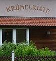 """Der Kindergarten Krümelkiste ist eine Einrichtung des Vereins """"Kleine Füße"""" - panoramio.jpg"""