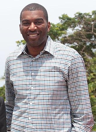 Derrick Alston - Alston in 2014