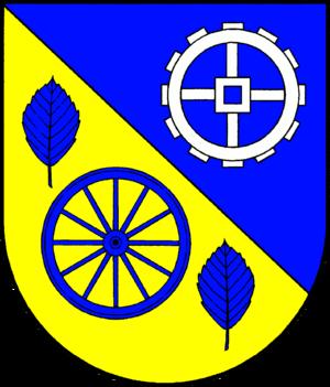 Dersau - Image: Dersau Wappen