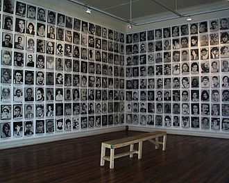 1973 Chilean coup d'état - Pictures of persons missing after the 1973 Chilean coup