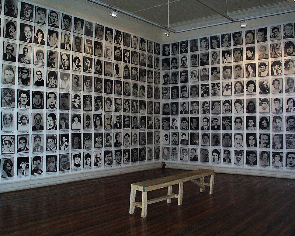 Desaparecidos Chile 1973