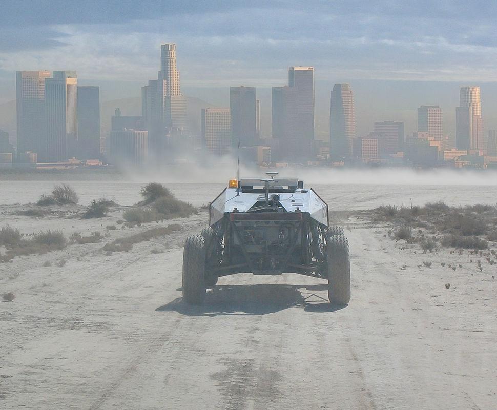 DesertToCity