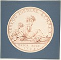 Design for a Token- Trésor Royal 1748 MET DP805457.jpg