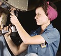 Detail, Women working at Douglas Aircraft (cropped).jpg