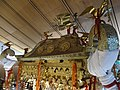 Detail of Portable Shrine of Lord Tokugawa Ieyashu (17th Cent.) - Nikko Toshogu Museum - Nikko - Japan - 01 (48048349647).jpg