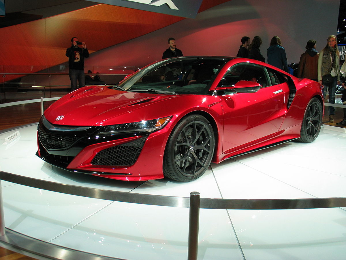 Honda Nsx Second Generation Wikipedia