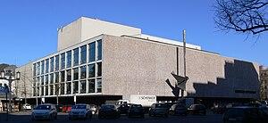 Deutsche Oper Berlin Bismarckstraße / Richard-...
