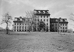 Ri Poor House Rhode Island College