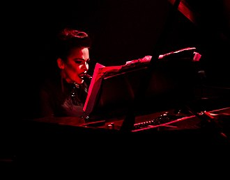 Diamanda Galás - Image: Diamanda Galas at Thalia Hall, Chicago