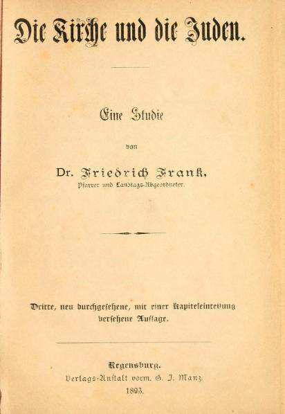 File:Die Kirche und Die Juden.djvu