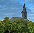 Die ev. Kirche in Daubach wurde in der zweiten Hälfte des 19. Jahrhundert erbaut - panoramio.jpg