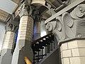 Dierfiguren Joseph Mendes da Costa in trappenhuis Damrak 30 Amsterdam2.JPG
