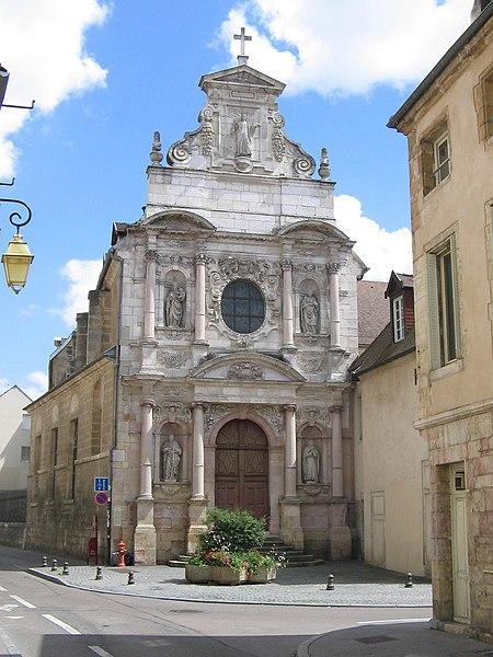 File:Dijon chapelle des carmelites.jpg