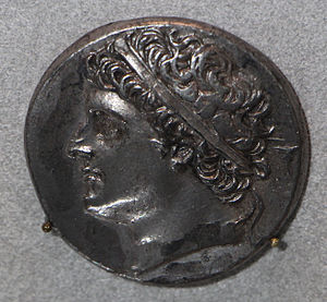 Hiero II of Syracuse - Coin of Hiero II of Syracuse