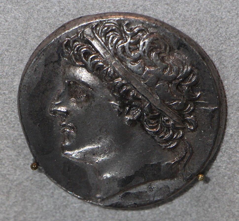 Dinastie della grecia occidentale, hieron II, 32 litri di siracusa, 274-216 ac ca