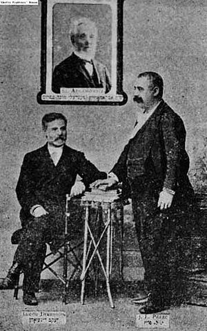 I. L. Peretz - Dinezon and Peretz