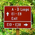 Directional Sign in Beverly Beach State Park.jpg
