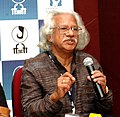 Director of the film'Naalu Pennugal' Adoor Gopalkrishnan addressing a press conference on November 29,2007 at IFFI, Panaji, Goa.jpg