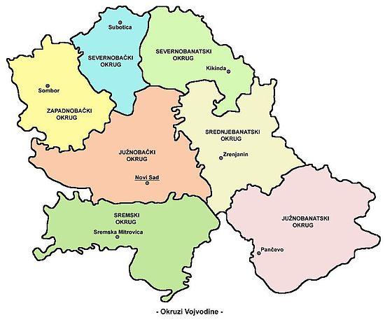 Vojvodina Wikiwand