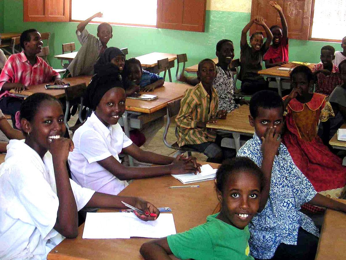 Education in Djibouti - Wikipedia