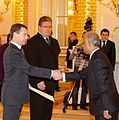 Dmitry Medvedev with Saiful Hoque.jpg