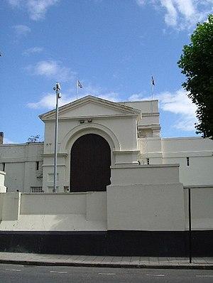 HM Prison Pentonville - Pentonville prison, 2005