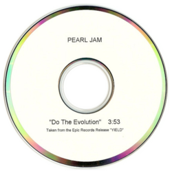Do the Evolution by Pearl Jam US promo stand-alone CD.png